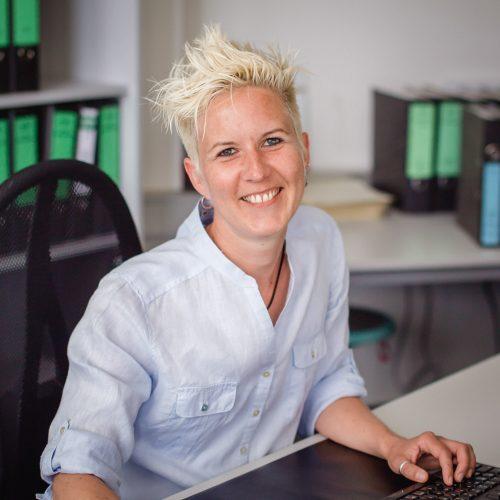 Mitarbeiter Kathrin Gegenmantel