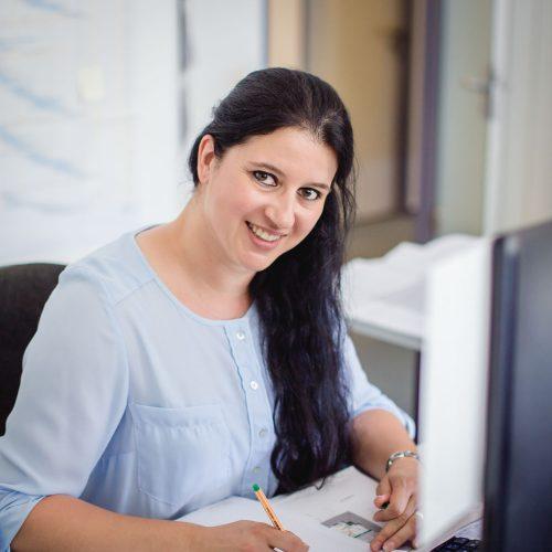 Mitarbeiter Miriam Bischoff