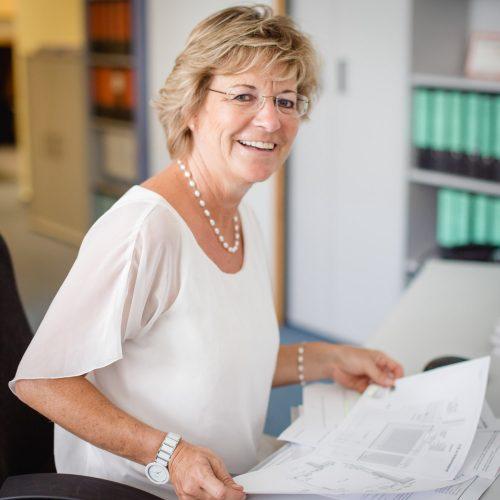 Mitarbeiter Sibylle Bauer