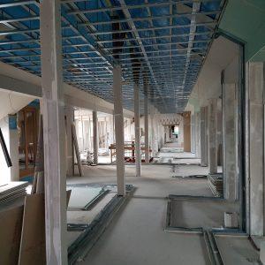 Ausbau Dachgeschoss.