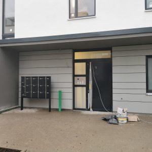 Trespa-Fassade.