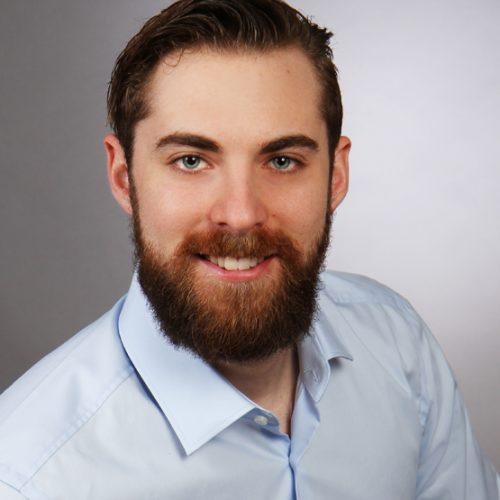 Mitarbeiter David Amberger